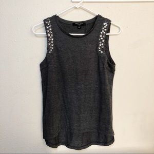 2 for $20 Romeo & Juliet Couture Emb Tank Sz M